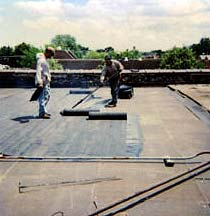 roofing contractor in Chicago