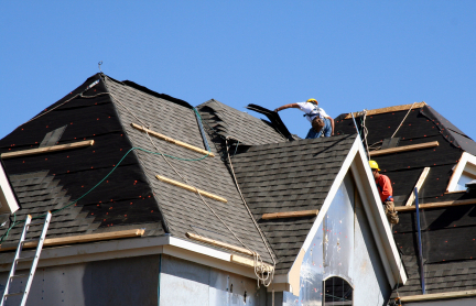 Champion Roofing to the rescue!  Let us take care of all your Naperville roof repair needs.