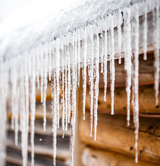 5 Common Winter Roofing Problems