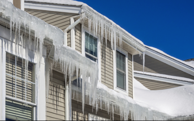 Four Winter Roof Repair Problems