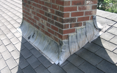 Chimney Flashing and Repair