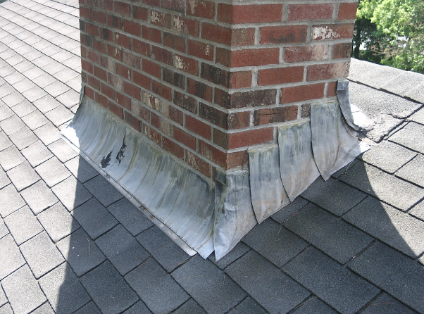 Chimney Flashing And Repair Champion Roofing