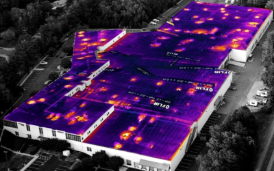 How Thermal Imaging Is Used For Commercial Roof Inspections