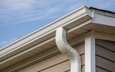 Rain Gutter Installation & Repair