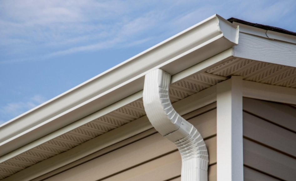 Rain Gutter Installation & Repair | Champion Roofing