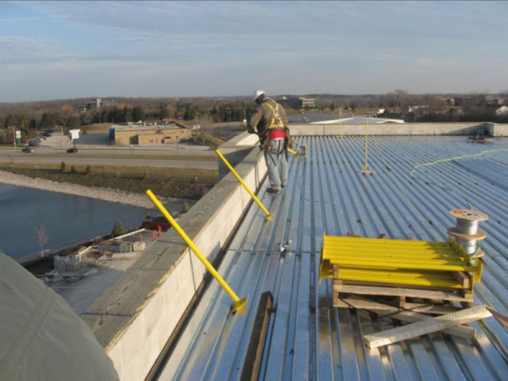 Sheet Metal Roofing Fabrication, Installation & Repair