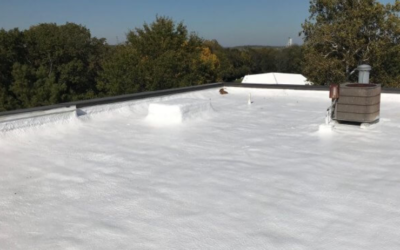 Winterizing a Commercial Roof
